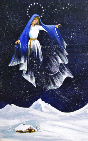 Aurora Maria, Our Lady of the Northern Lights