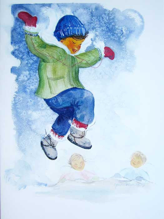 Winter Fun Variety Pack Greeting Cards