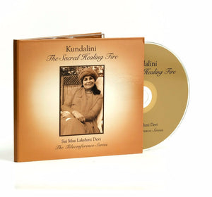 Kundalini: The Sacred Healing Fire