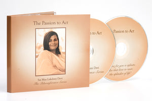 The Passion to Act