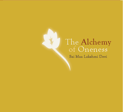 The Alchemy of Oneness CD/DVD set
