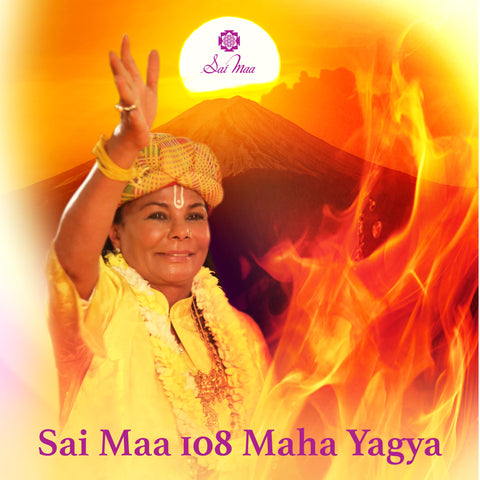 Sai Maa 108 Maha Yagya Video Collection (Digital Download)