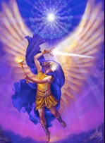 Archangel Michael - Ascended Master Prints