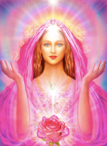 Mother Mary - Ascended Master Prints