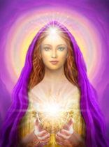 Mary Magdalena - Ascended Master Prints