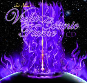 Violet Cosmic Flame