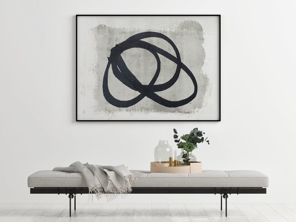 Abstract Rings #2 - Decor Haus Store