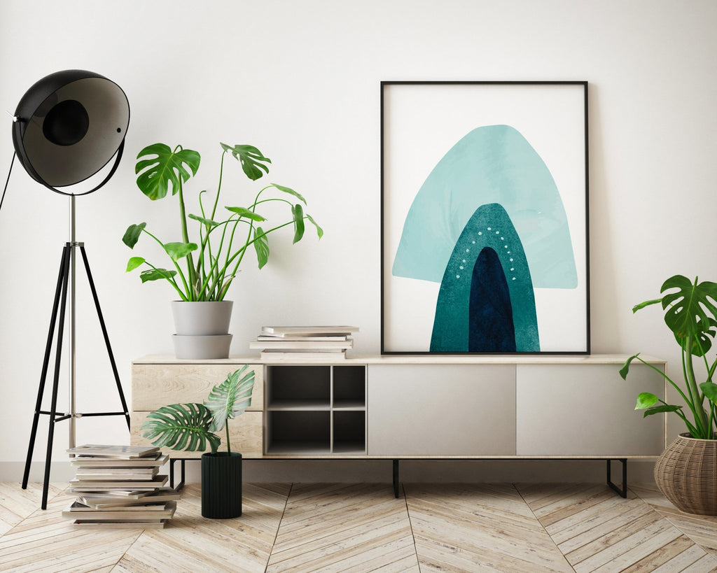 Aquatic #1 - Decor Haus Store Wall Art and Limited Edition Prints
