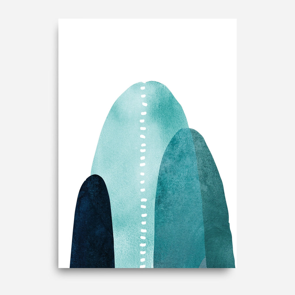 Aquatic #2 - Decor Haus Store Wall Art and Limited Edition Prints