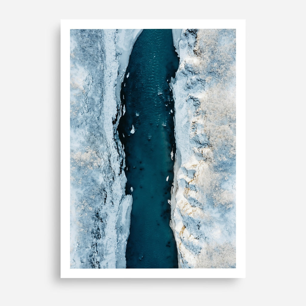 Arctic Aerial #2 - Decor Haus Store Wall Art and Limited Edition Prints
