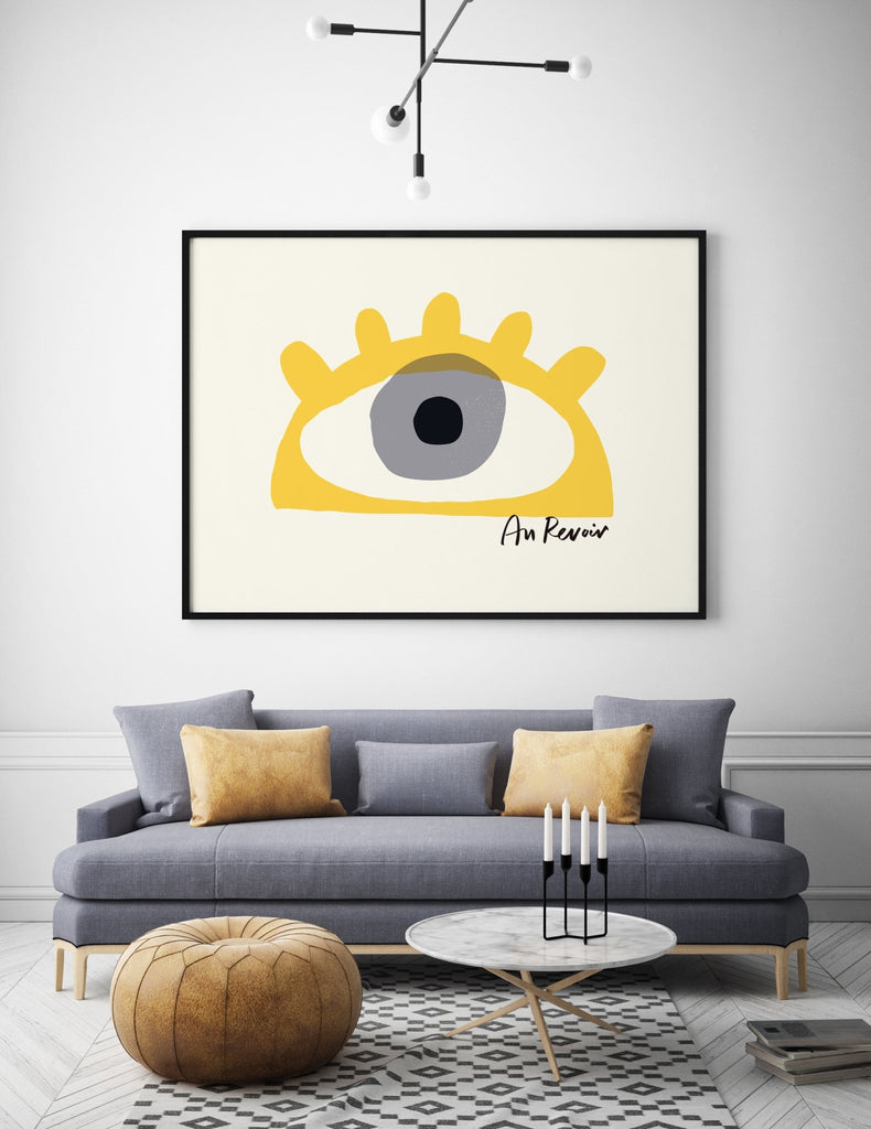 Au Revoir - Decor Haus Store Wall Art and Limited Edition Prints