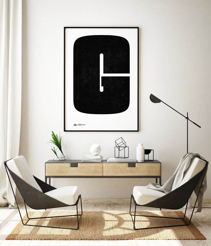 Block Letter G - Decor Haus Store