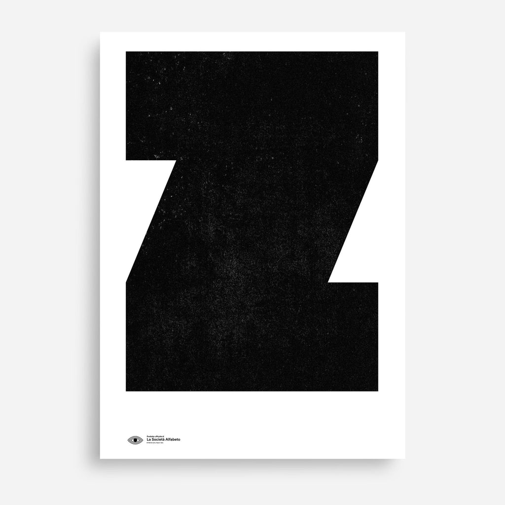 Block Letter Z - Decor Haus Store