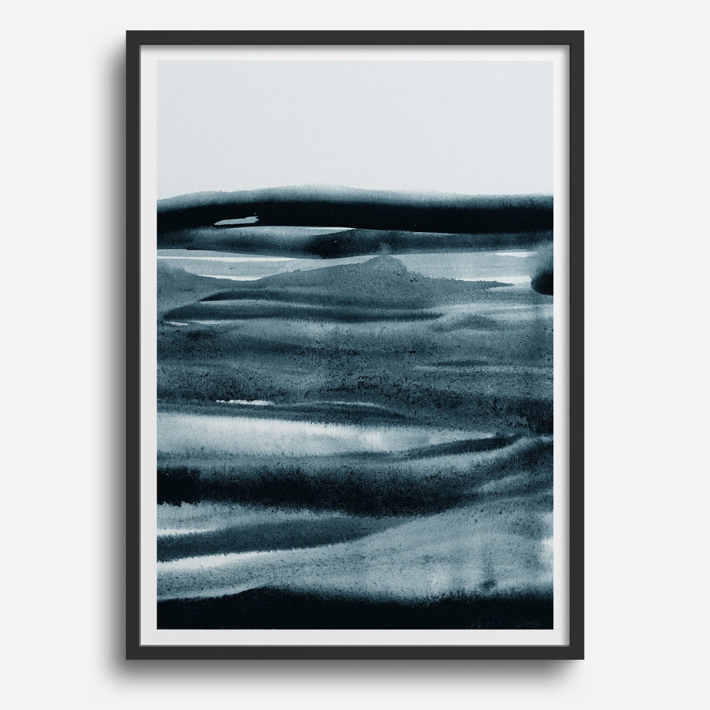 Blue Water #2 - Decor Haus Store Wall Art and Limited Edition Prints