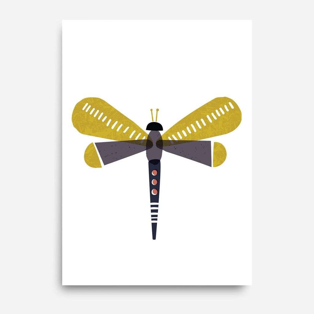 Creatures - Dragonfly - Decor Haus Store Wall Art and Limited Edition Prints