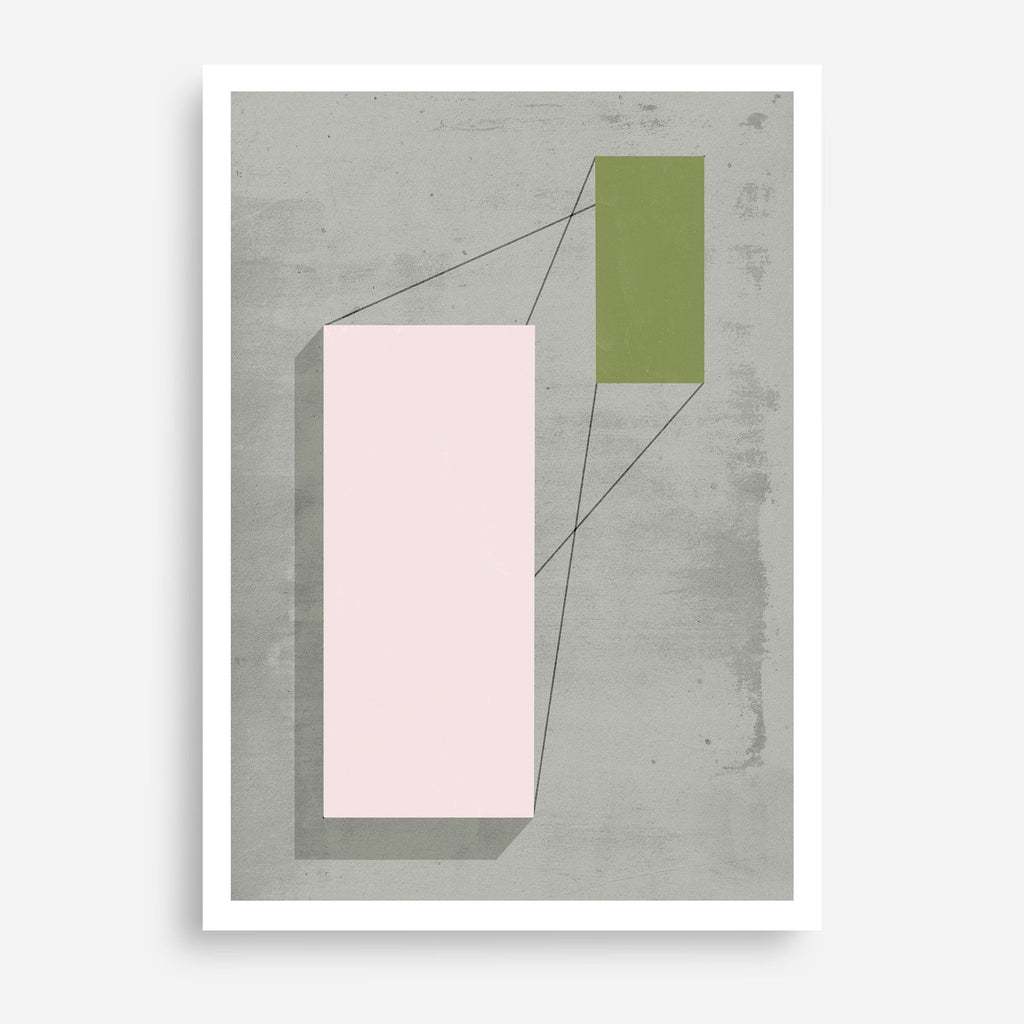 Cube Print #3 - Decor Haus Store Wall Art and Limited Edition Prints