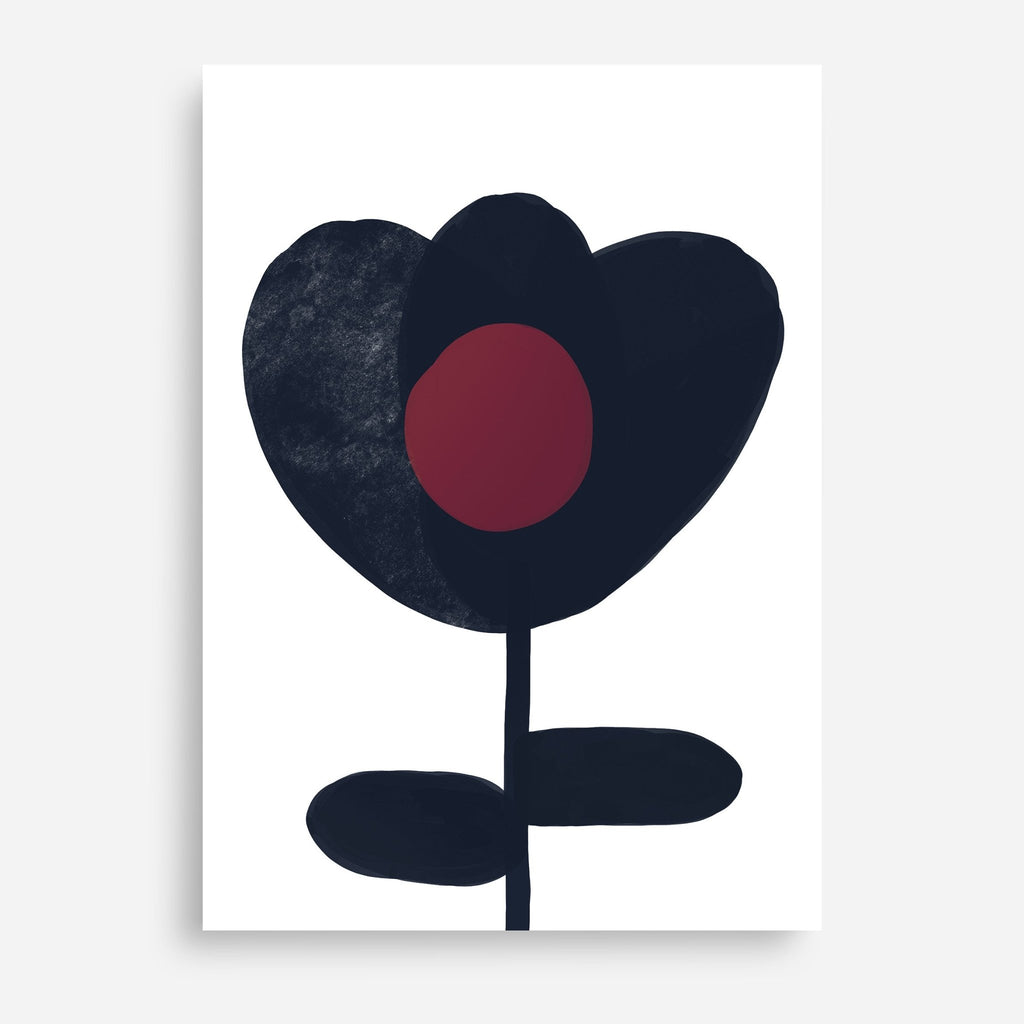 Dark Flower #1 - Decor Haus Store Wall Art and Limited Edition Prints