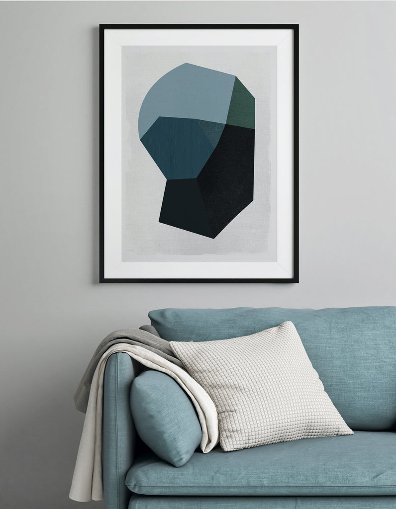 Gemstone #1 - Decor Haus Store Wall Art and Limited Edition Prints