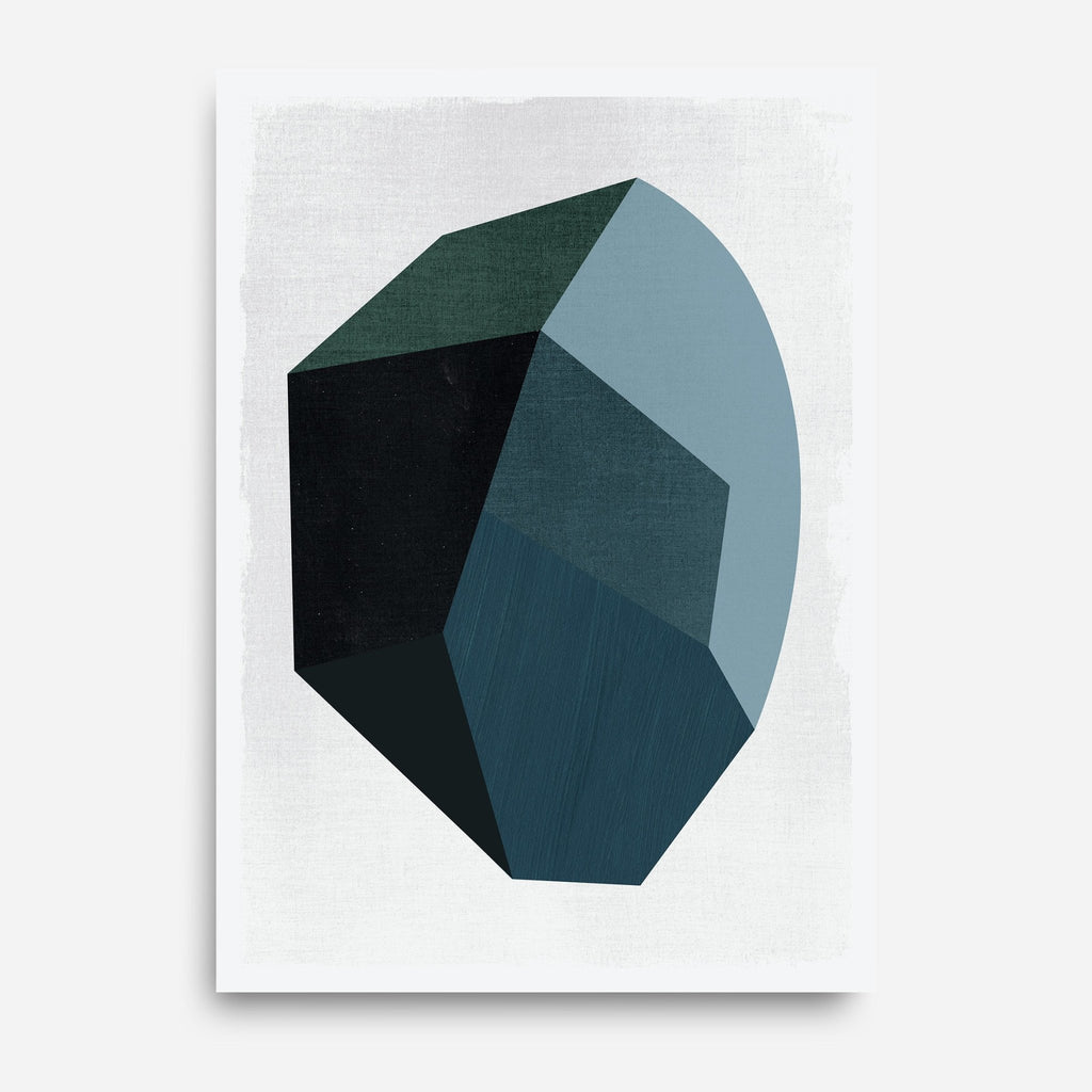 Gemstone #3 - Decor Haus Store Wall Art and Limited Edition Prints