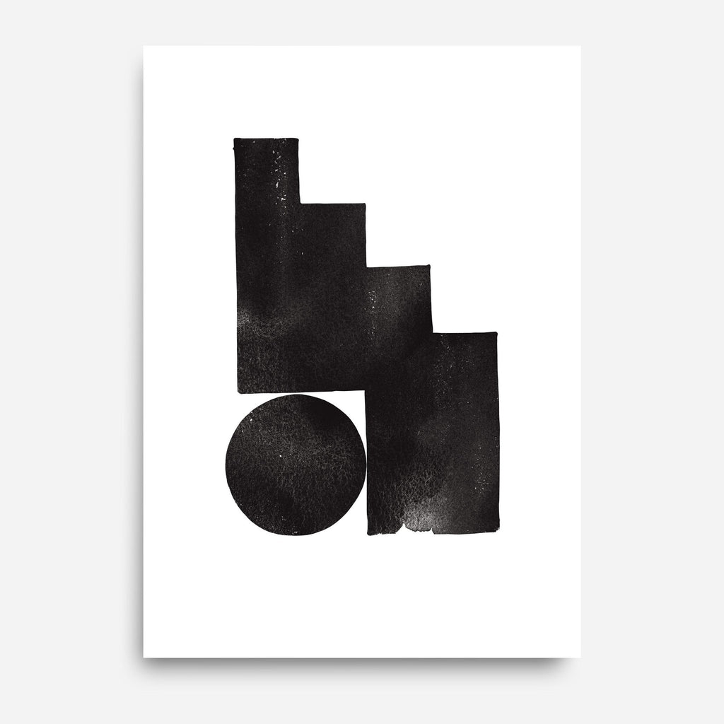 Geo Stack #3 - Decor Haus Store Wall Art and Limited Edition Prints