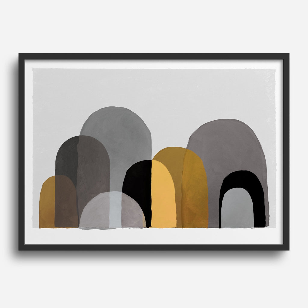 Golden Hills #2 - Decor Haus Store Wall Art and Limited Edition Prints