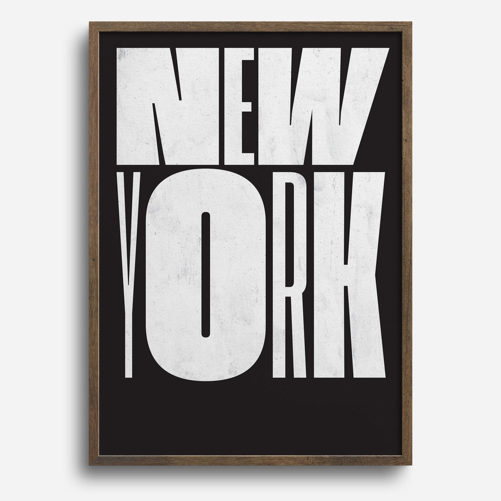 Passport — New York - Decor Haus Store Wall Art and Limited Edition Prints
