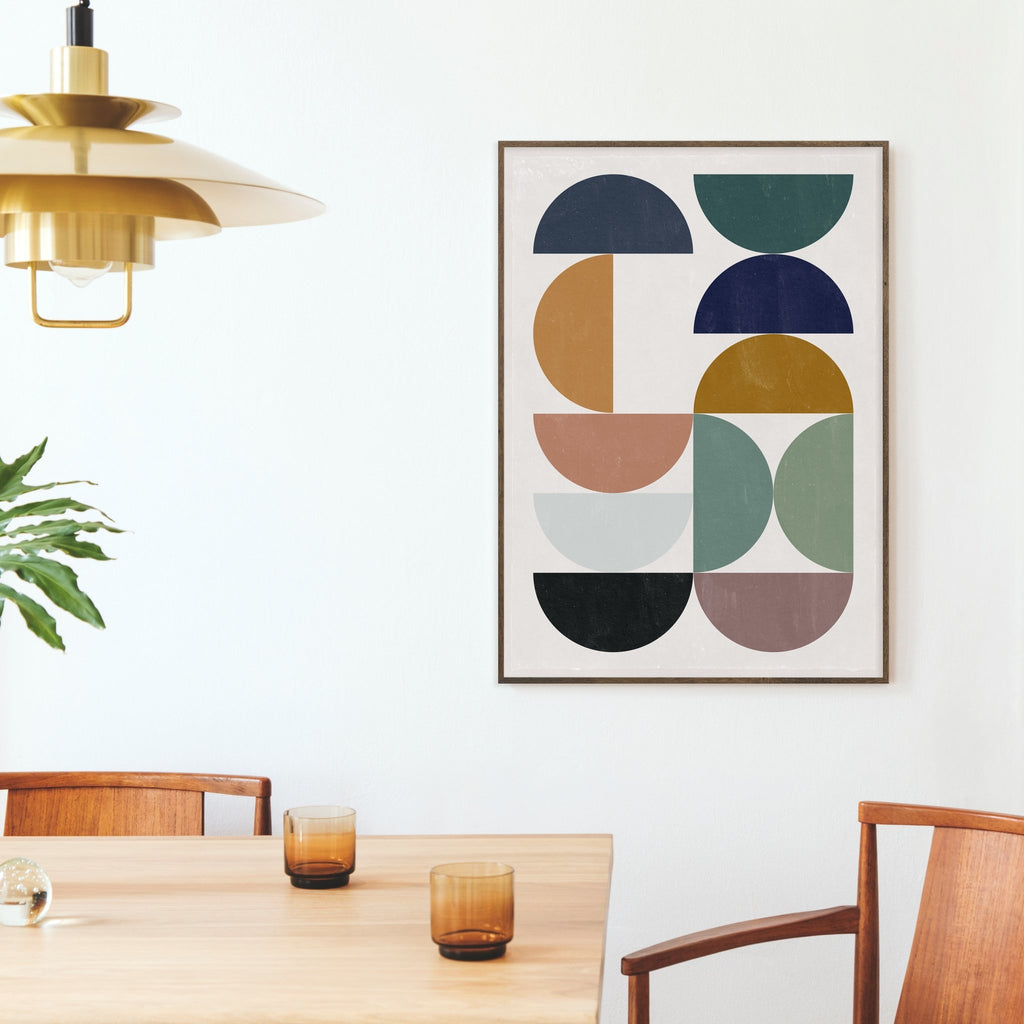 Serie Geometrica #3 - Decor Haus Store Wall Art and Limited Edition Prints