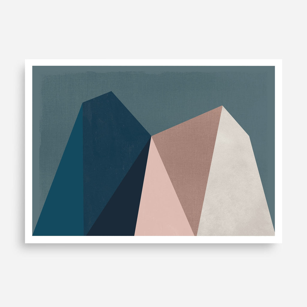 Shards #4 - Decor Haus Store Wall Art and Limited Edition Prints