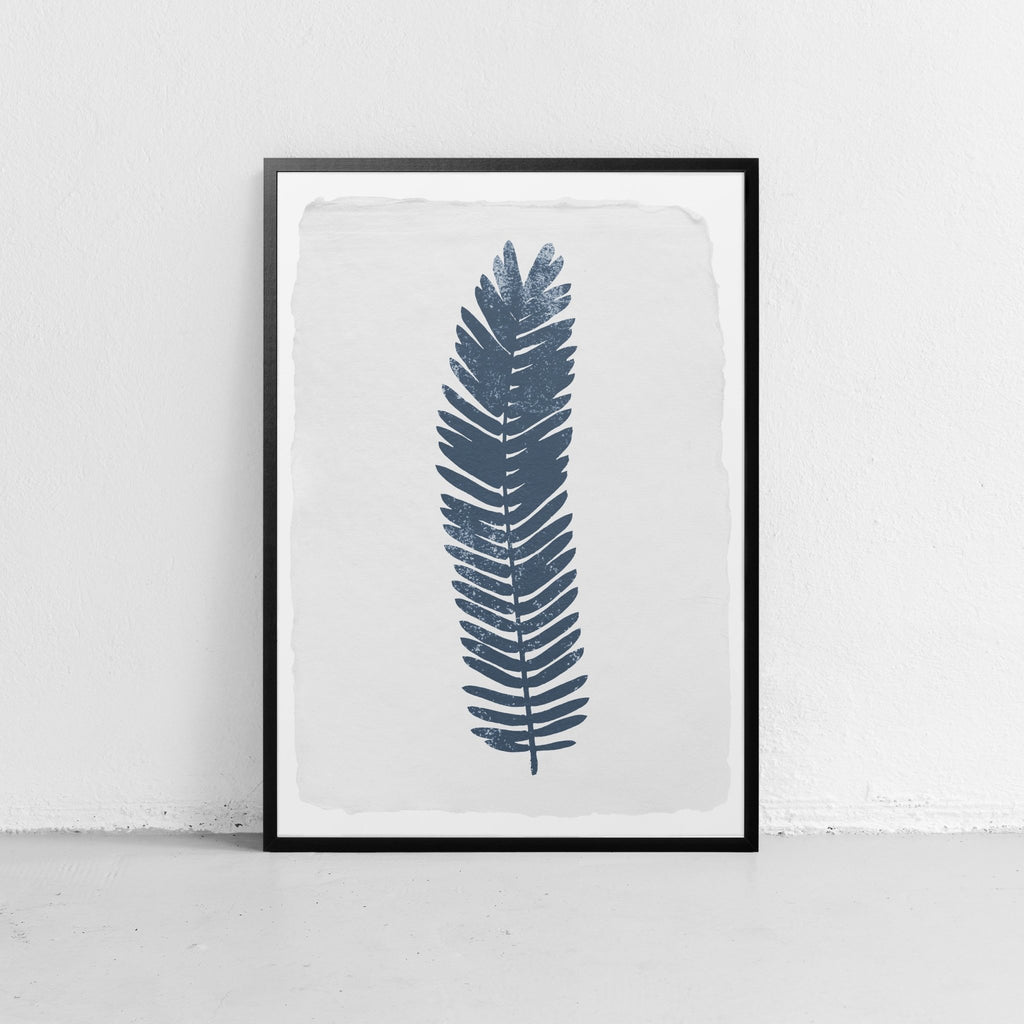 Silhouette Leaves #1 - Decor Haus Store Wall Art and Limited Edition Prints