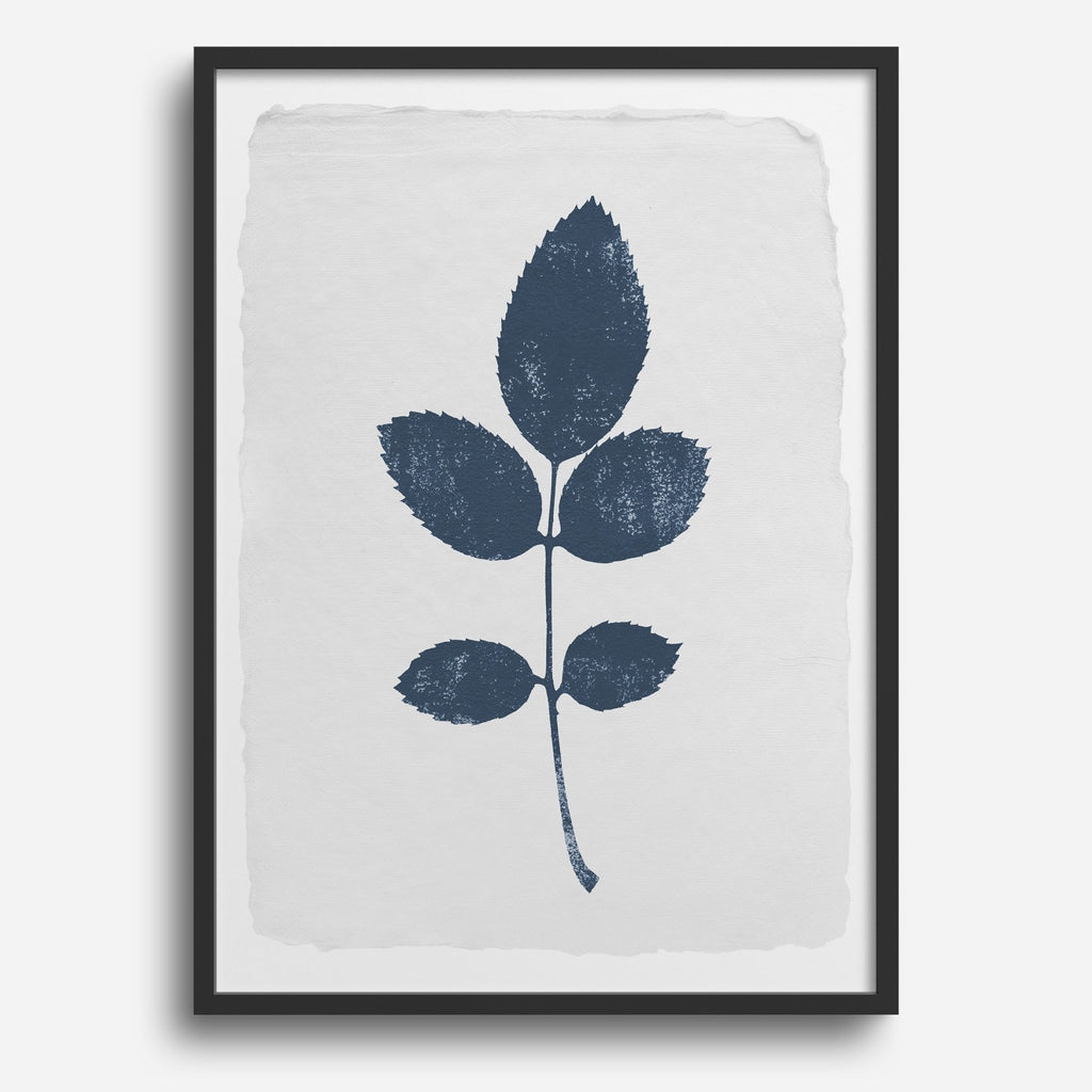Silhouette Leaves #3 - Decor Haus Store Wall Art and Limited Edition Prints