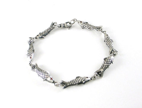 Swimming Fish Bracelet
