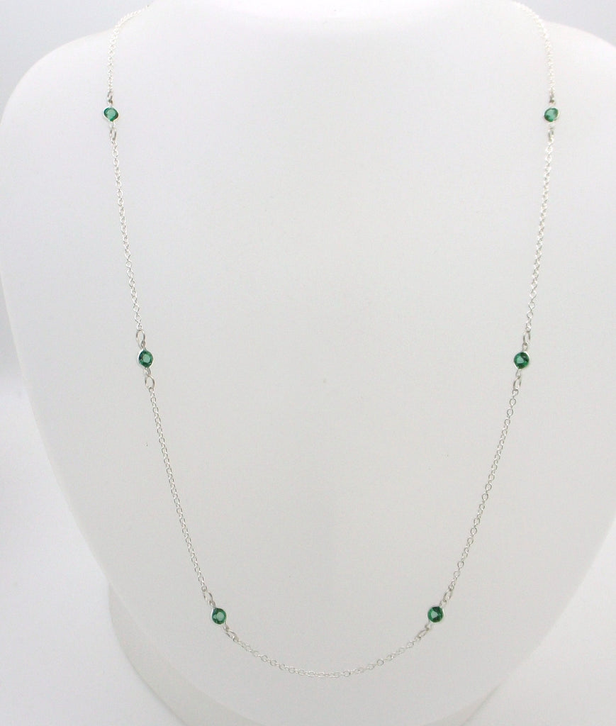 Gems by the Yard Necklace
