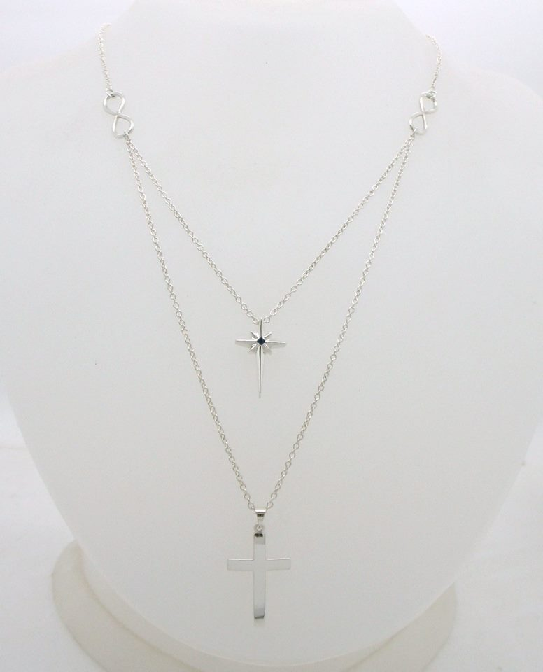 LIfe of Christ Layered Necklace