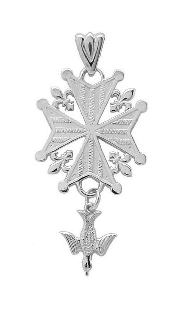 Legacy Huguenot Cross
