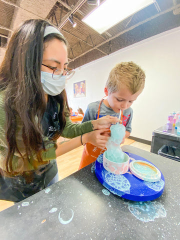 5 Great Pottery Painting Ideas From Our Team  Bubbles