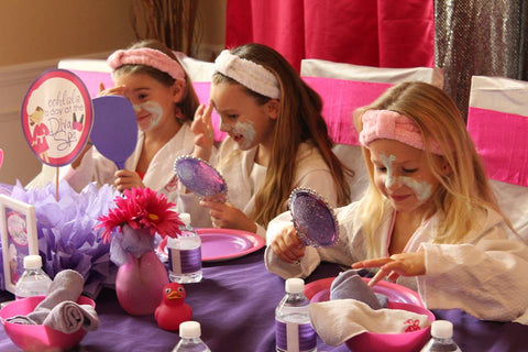 Spa Party Best Birthday Ideas At Home