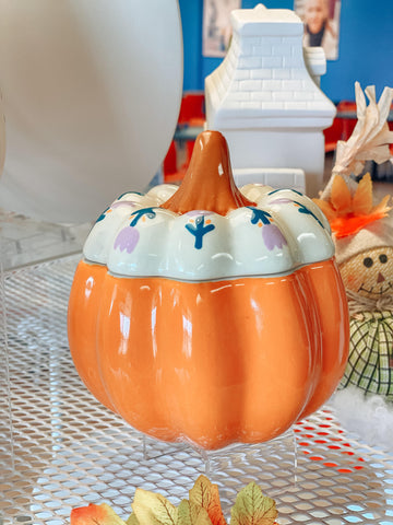 Easy Ceramic Painting Ideas for Fall