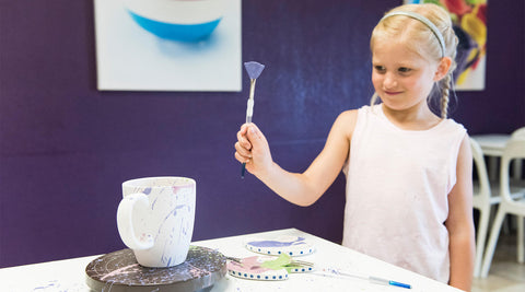 5 Great Pottery Painting Ideas From Our Team