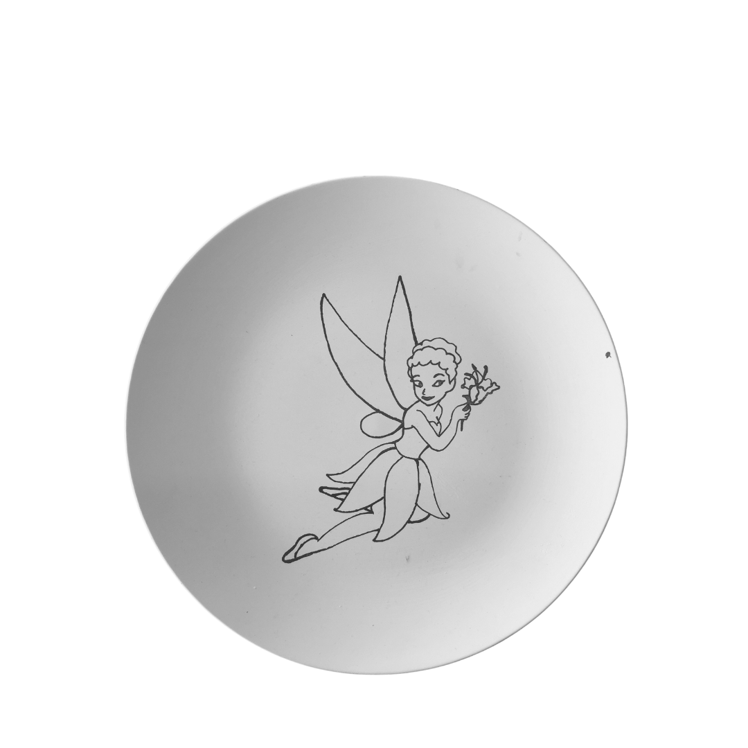 Fairy Coupe Dinner Plate