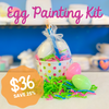 3 Egg Painting Kit