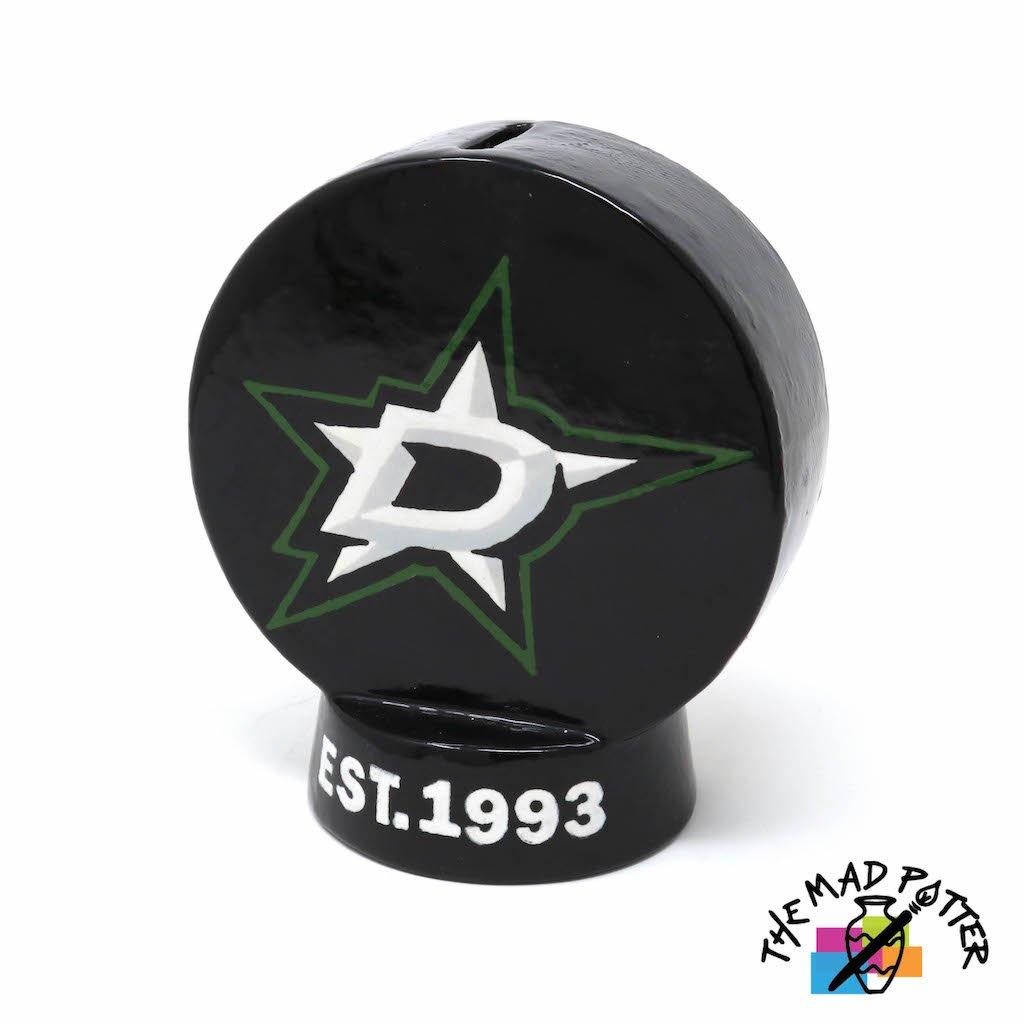 Hockey Puck Bank