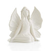 Large Side Sitting Fairy Collectible
