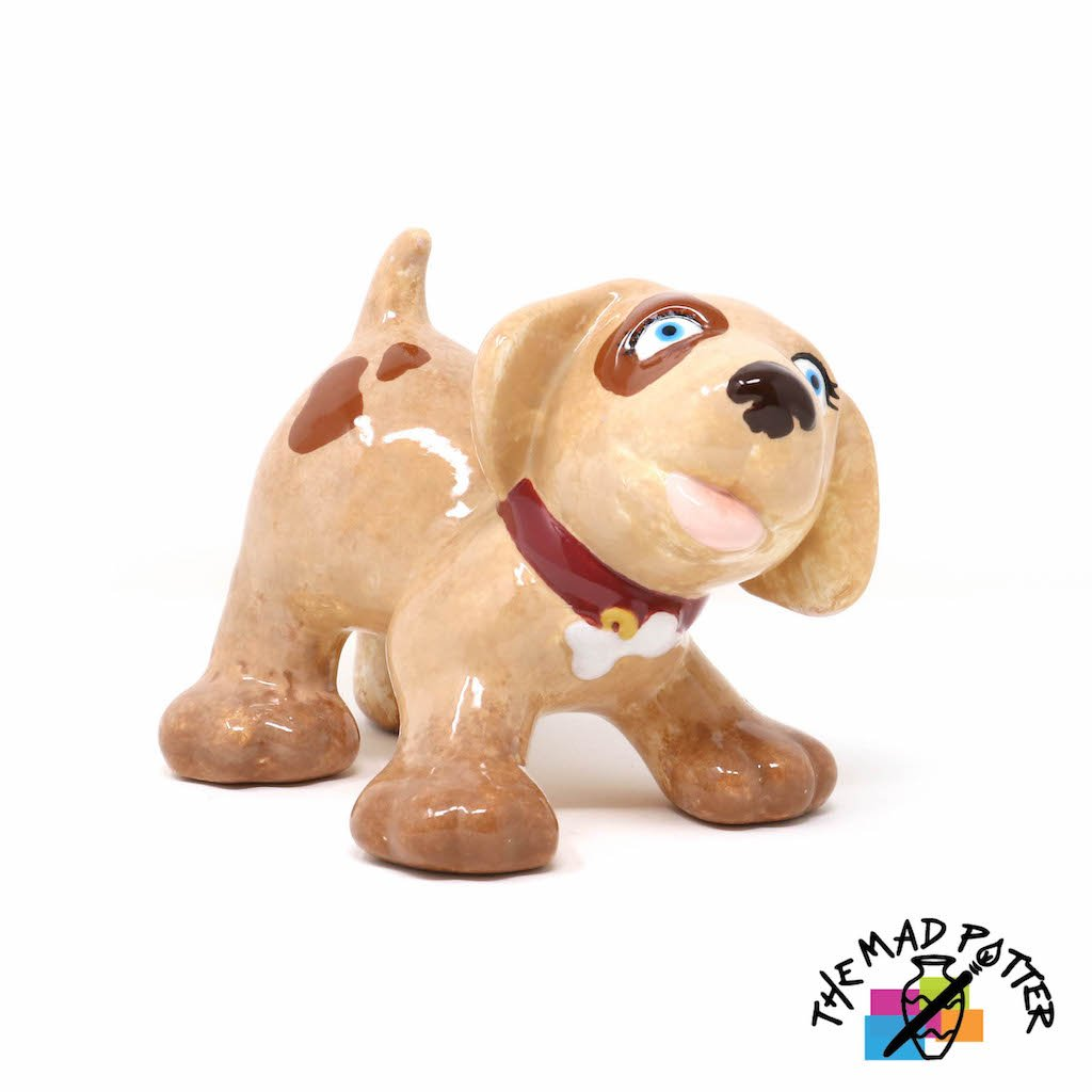 Large Standing Dog Collectible