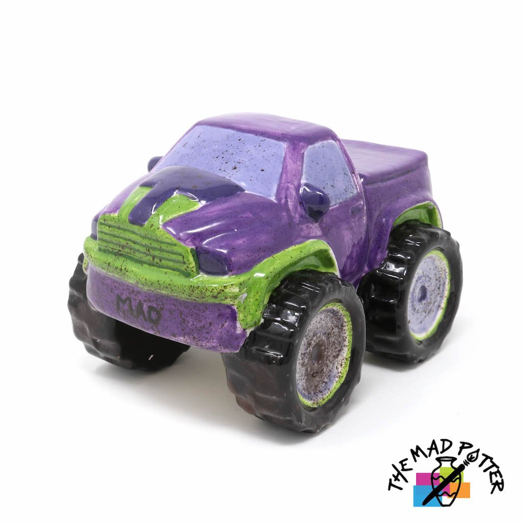 Monster Truck Bank