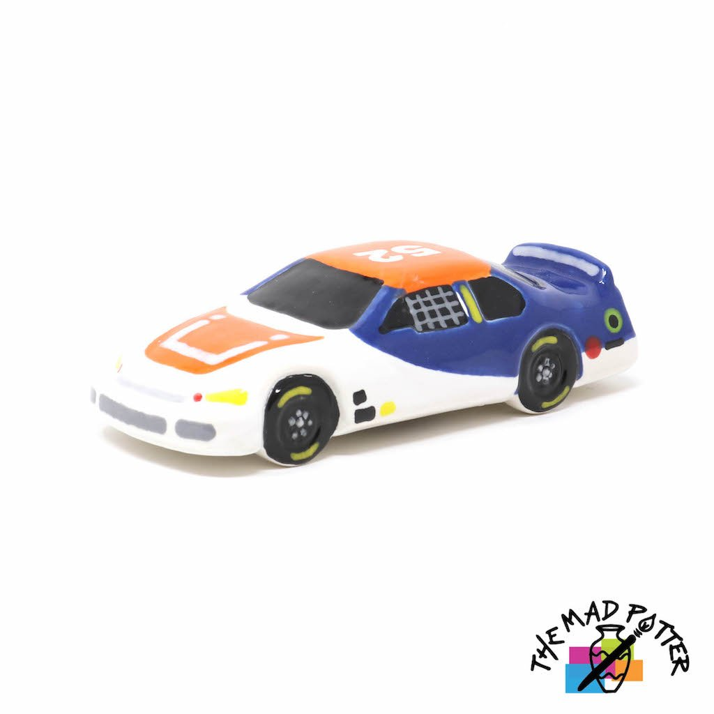 Race Car Collectible