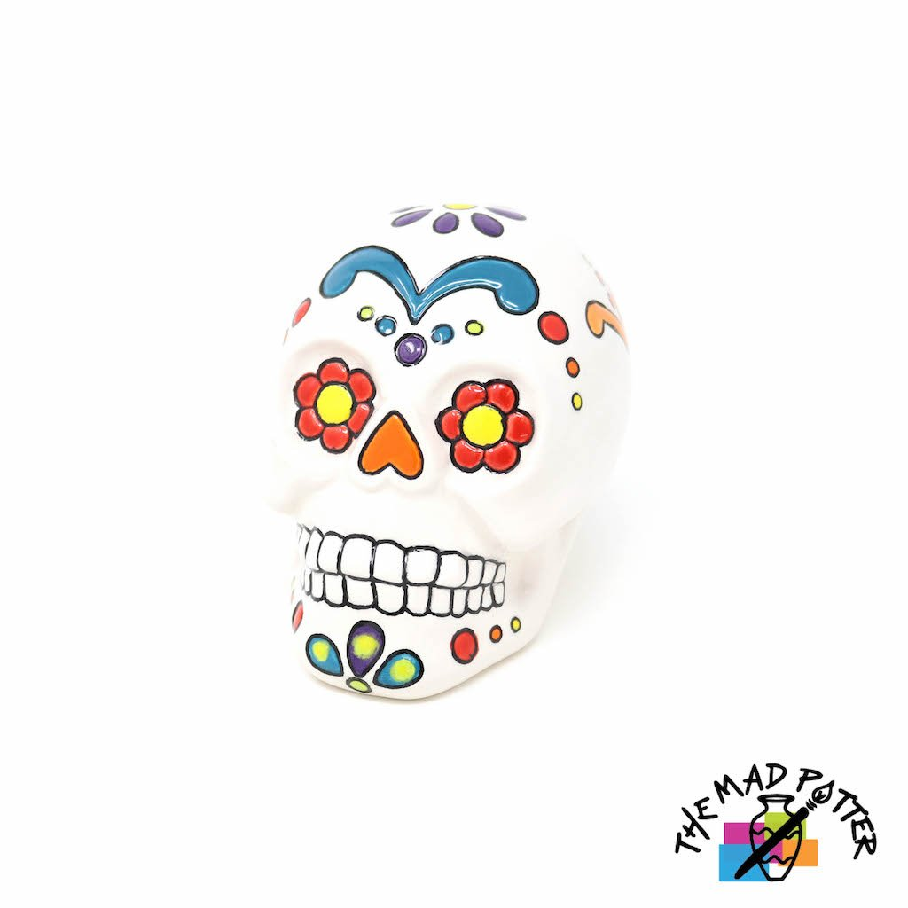 Sugar Skull Collectible