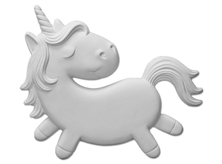 Unicorn Plaque*