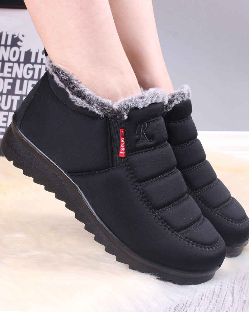 Warm Casual Snow Boots