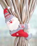 Christmas Decorations Curtain Door Curtain Buckle