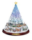 Christmas Tree Decoration Window Glass Decoration Waterproof Pvc Sticker